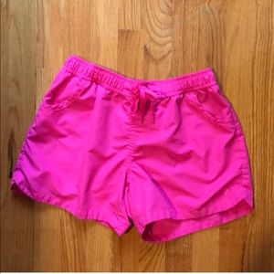 The North Face Pink Shorts Size Small